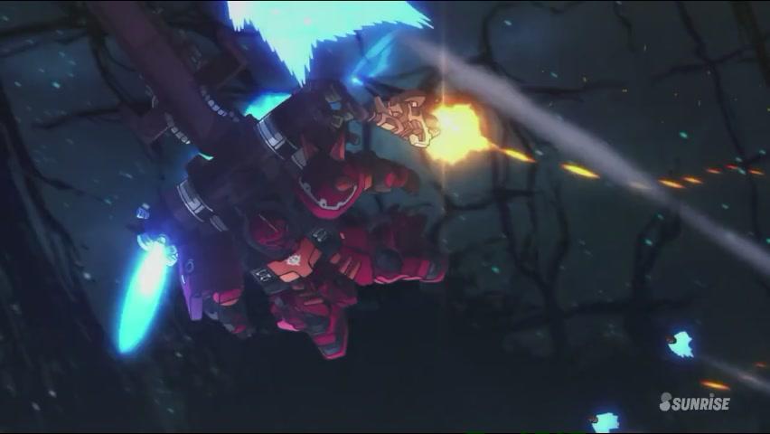 [DeadFish] Mobile Suit Gundam Thunderbolt - 04 - ONA [720p][AAC]-zarx264gui[(001057)19-06-13]