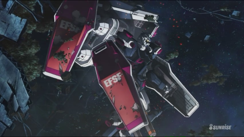 [DeadFish] Mobile Suit Gundam Thunderbolt - 04 - ONA [720p][AAC]-zarx264gui[(004808)19-07-11]