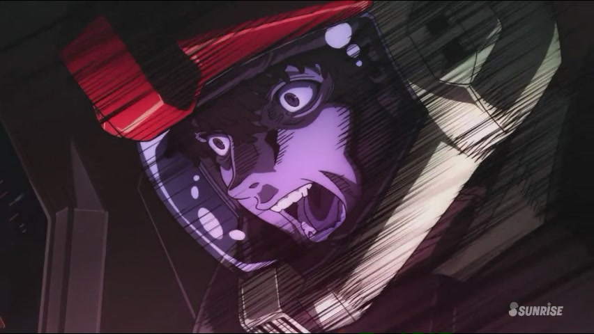 [DeadFish] Mobile Suit Gundam Thunderbolt - 04 - ONA [720p][AAC]-zarx264gui[(006735)19-08-41]