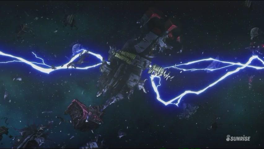 [DeadFish] Mobile Suit Gundam Thunderbolt - 04 - ONA [720p][AAC]-zarx264gui[(012623)19-10-30]