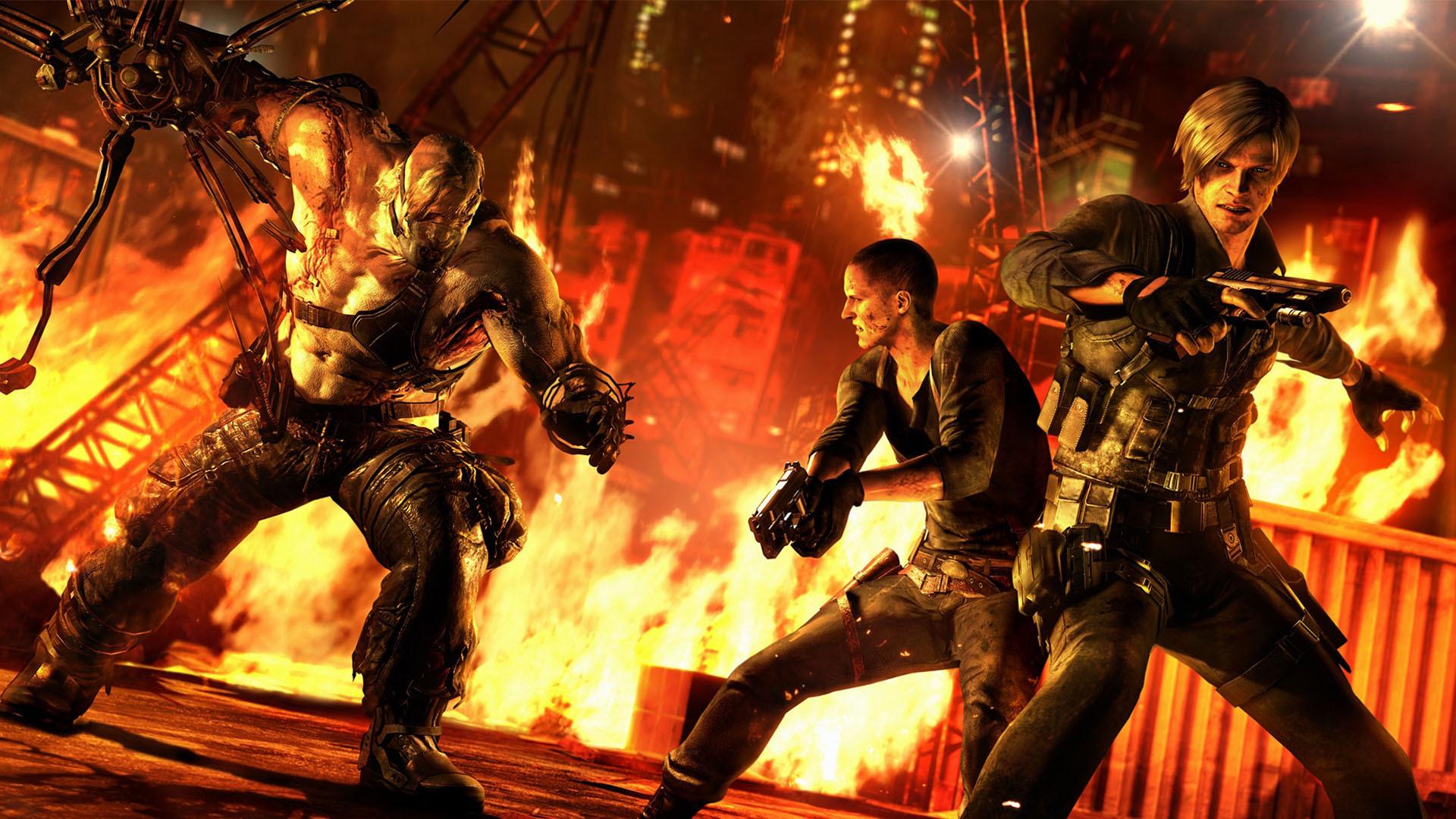 Resident-Evil-6-Chapter-2-Serpent-Emblems