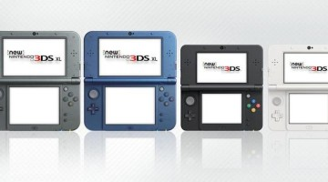 3DS variations thumb