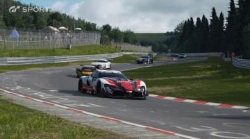 GT Sport delayed thumb
