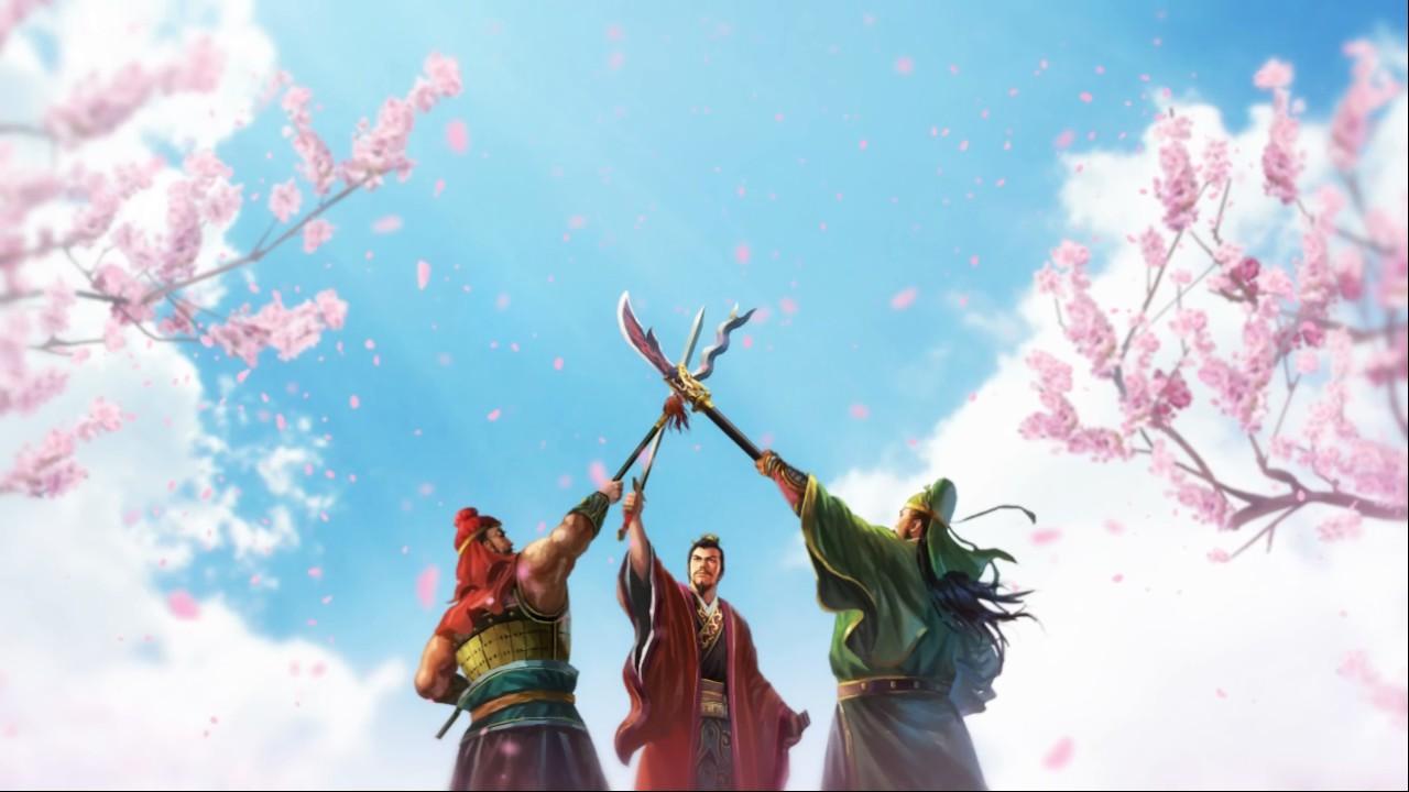 Romance of the Three Kingdoms XIII (9)