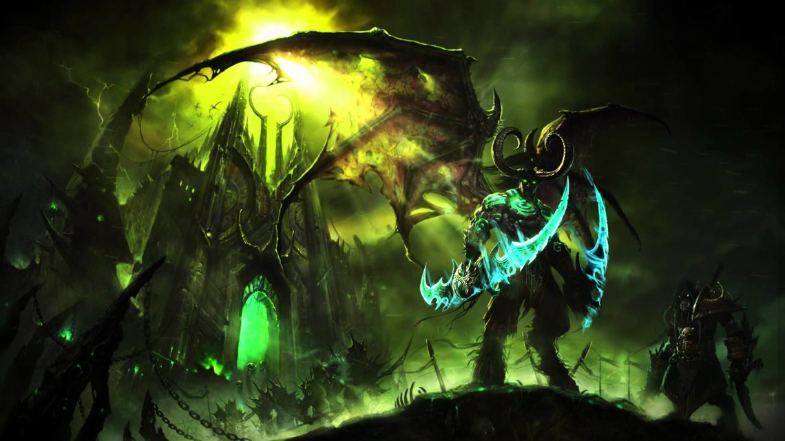 WOW Legion Interview Gamescom 2016
