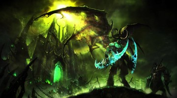 WOW Legion Interview Gamescom 2016