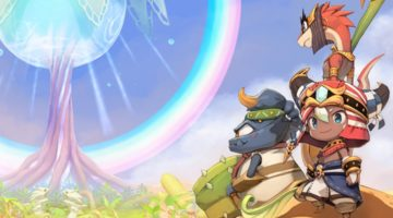 Ever Oasis Feature