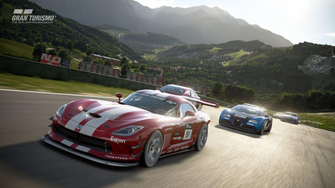 GT Sport release date thumb