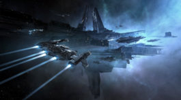 EVE ONLINE editorial featured