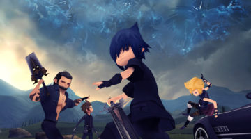 Final Fantasy XV Pocket Edition thumb