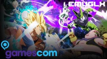 EMUGLX GAMESCOM 2017 DRAGON BALL FIGHTERZ